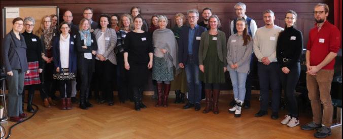 Gruppenbild AG Nachhaltigkeit